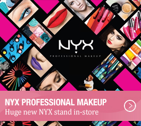 NYX Professional Makeup- Now available in-store
