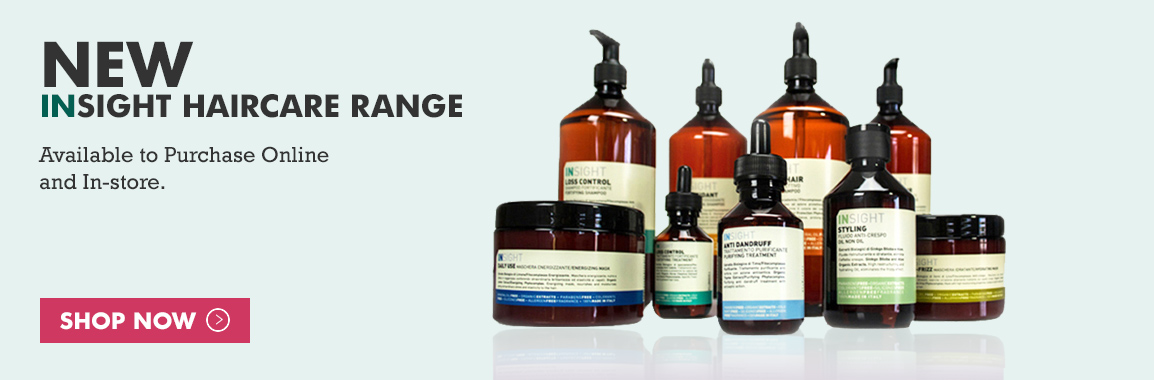 New Insight Haircare Range
