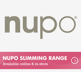 Nupo Slimming Range- online and in-store